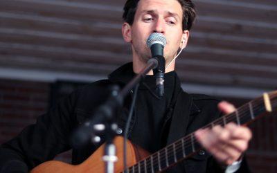 Charles Cleyn – Live-Konzert in der AWS